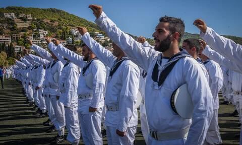 Πρόσκληση για κατάταξη στο Πολεμικό Ναυτικό με την 2021 Α΄ ΕΣΣΟ
