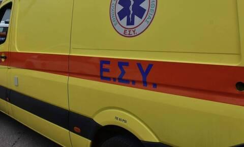 Τραγωδία στο Ηράκλειο: Πέθανε πάνω στο τιμόνι ενώ οδηγούσε