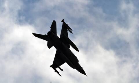 Μπαράζ τουρκικών προκλήσεων: 17 παραβιάσεις του ελληνικού εναέριου χώρου