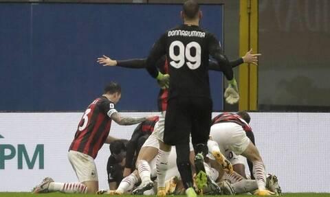 Serie A: Στην κορυφή με επική νίκη η Μίλαν, ακολουθεί η Ίντερ  - Όλα τα γκολ (vids)