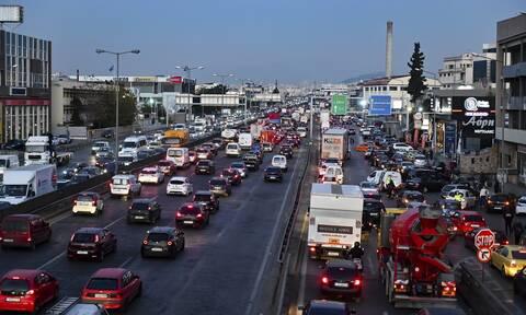 Κορονοϊός: Αυξημένη κατά 37,5% η κίνηση στην Αττική μεταξύ του πρώτου και δεύτερου lockdown