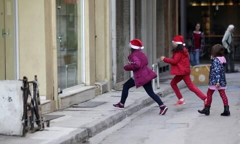 «Βουβά» Χριστούγεννα: Χωρίς τα παραδοσιακά κάλαντα σήμερα