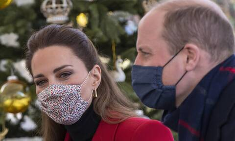 «Έσπασαν» το lockdown: Χαμός με τον πρίγκιπα William & την Kate Middleton