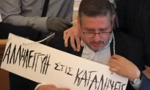 Επίθεση στον πρύτανη της ΑΣΟΕ - Βρέθηκαν οι 8 δράστες!