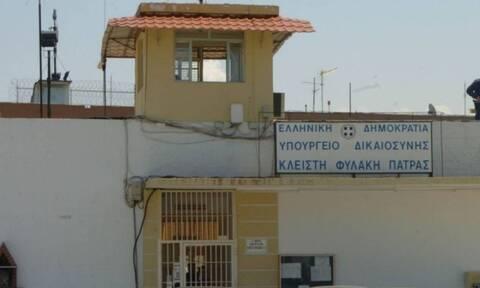 Πάτρα: Νεκρός κρατούμενος στις φυλακές του Αγίου Στεφάνου