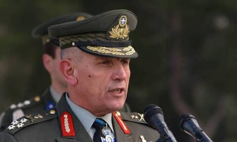 Αρχηγός ΓΕΕΘΑ: Ευχές στα στελέχη των Ενόπλων Δυνάμεων που βρίσκονται σε υπηρεσία