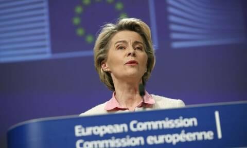 Ούρσουλα φον ντερ Λάιεν: Έχουμε δίκαιη και ισορροπημένη συμφωνία με το Ηνωμένο Βασίλειο