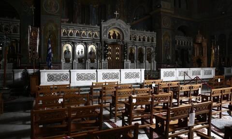 Χριστούγεννα: Με αυστηρά μέτρα η συμμετοχή των πιστών στη Χριστουγεννιάτικη Θεία Λειτουργία