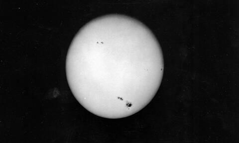 Το τηλεσκόπιο Inouye απαθανάτισε εντυπωσιακή ηλιακή κηλίδα μεγαλύτερη από τη Γη