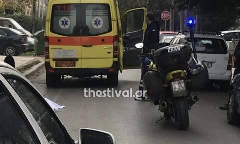Θεσσαλονίκη: Βουτιά θανάτου για 63χρονη γυναίκα - Έπεσε από τον 4ο όροφο πολυκατοικίας