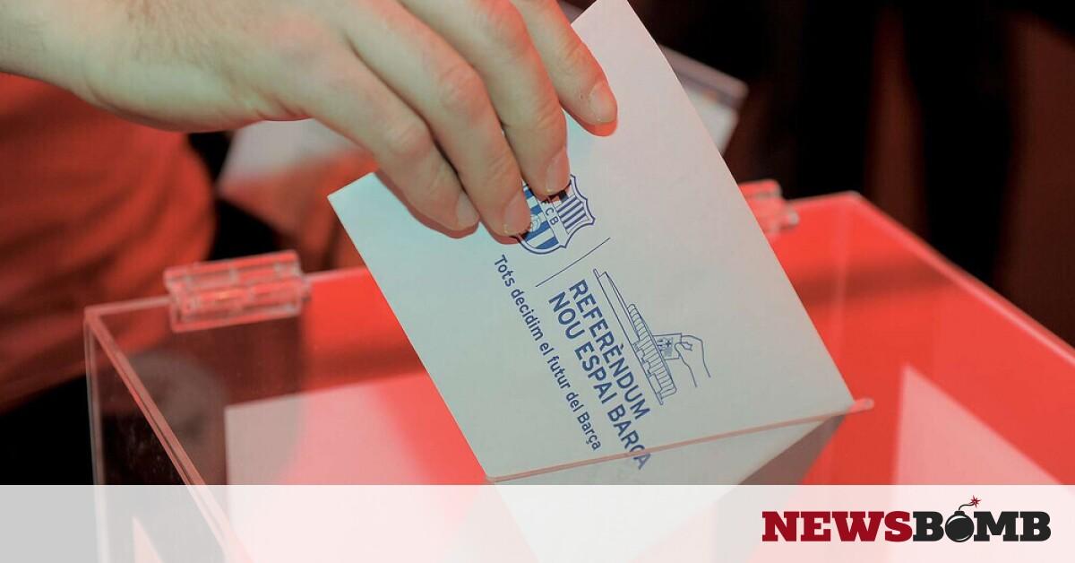 facebookbarcelona presidential elections