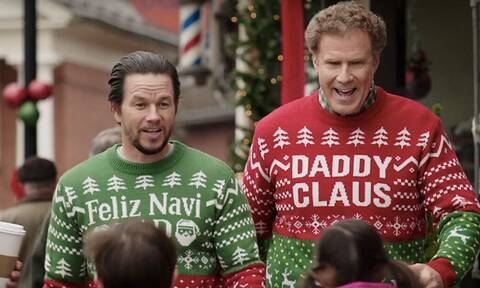 Tο χριστουγεννιάτικο πουλόβερ είναι η μεγαλύτερη αντρική αυτοταπείνωση