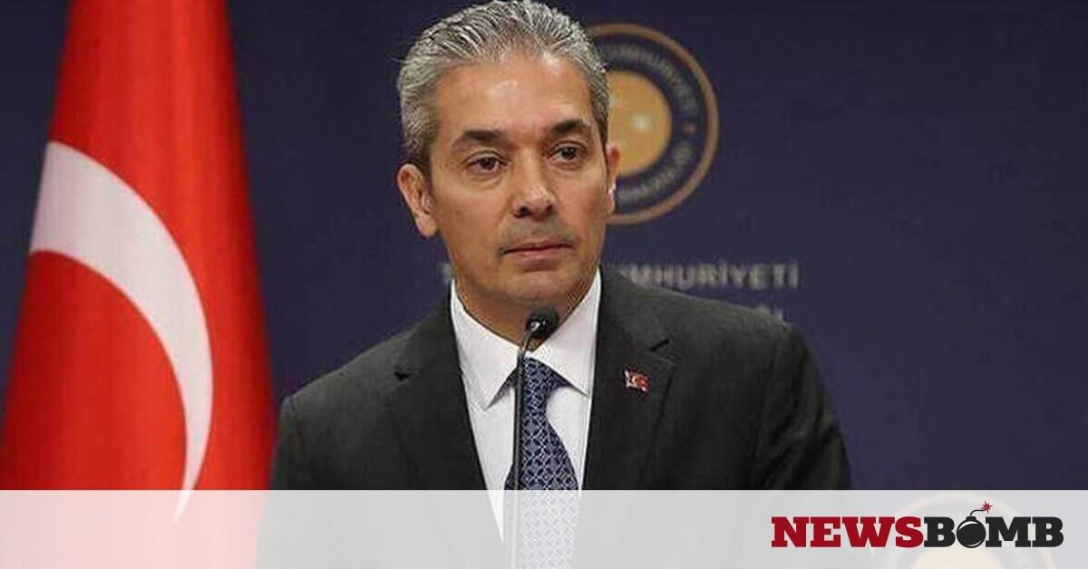 Θράσος Τουρκίας: Κατηγορεί την Ελλάδα για δέσμευση περιοχών και μιλά για αποστρατικοποίηση νησιών – Newsbomb – Ειδησεις