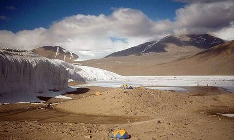 Η «έρημος» της Ανταρκτικής - Το μοναδικό μέρος που δεν χιονίζει ποτέ! (video)