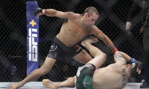 UFC: Ποιο είναι το κορυφαίο knockout του 2020; (video)