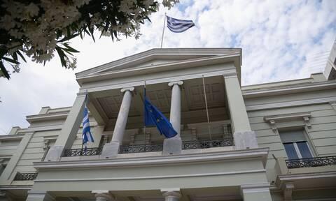 Αθήνα προς τουρκικό ΥΠΕΞ: Σταματήστε τις παράνομες και προκλητικές δηλώσεις και ενέργειες