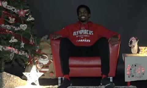 Ολυμπιακός: Οι παίκτες τραγουδούν χριστουγεννιάτικα - Από Βανδή μέχρι Ρούντολφ το ελαφάκι (video)