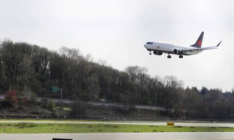 Eπεισόδιο στον αέρα με Boeing 737 Max – Αναγκαστική προσγείωση μετά από μηχανικό πρόβλημα