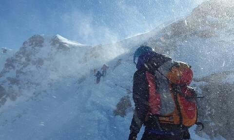 Φονική χιονοθύελλα στο Ιράν: Νεκροί τουλάχιστον 8 ορειβάτες, αγνοούνται άλλοι 12