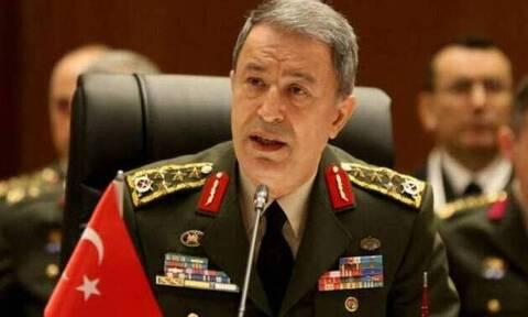 Στη Λιβύη ο Χουλουσί Ακάρ - Τρέμουν νέο χτύπημα του Χαλίφα Χάφταρ οι Τούρκοι