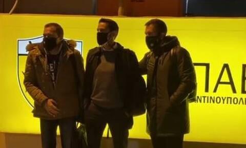 ΑΕΚ: Στα Σπάτα ο Χιμένεθ, πιάνει άμεσα δουλειά! (photos)