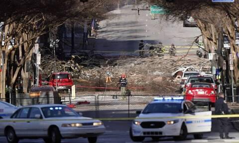 ΗΠΑ: Έκρηξη στο Νάσβιλ - Σε ποιον στρέφονται οι έρευνες του FBI
