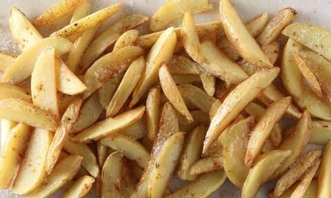 Έτσι θα ζεστάνεις ξανά τις τηγανιτές πατάτες και να είναι νόστιμες!