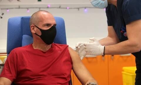 Εμβόλιο κατά κορονοϊού: Αφού το έκανε και ο Γιάνης, είμαστε σε καλό δρόμο
