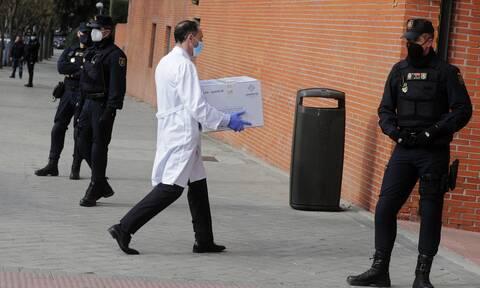 Εμβόλιο κορονοϊού: Για «ελαφρά» καθυστέρηση στις παραδόσεις σε 8 ευρωπαϊκές χώρες μιλά η Ισπανία