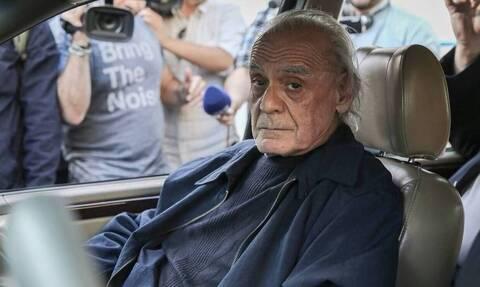 Εξώδικο - «βόμβα» Τσοχατζόπουλου στην ξαδέρφη του: «Με προσεγγίζατε ερωτικά»