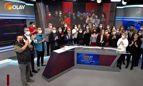 «Δικτάτορας» ο Ερντογάν: Έριξε «μαύρο» σε κανάλι επειδή δεν του άρεσε μια μετάδοση