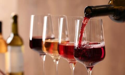 Πίνεις κρασί; Δες πόσο καλό κάνει στην υγεία σου