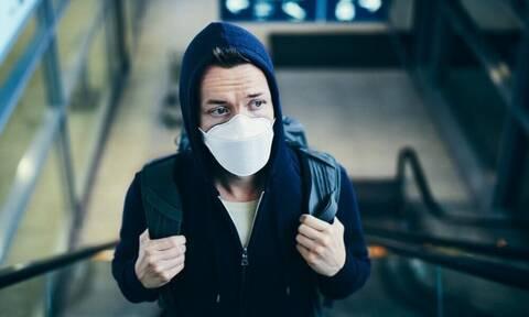 Κορονοϊός: Πρέπει και εκεί να φοράς μάσκα!