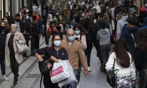 В Греции на Новый год будут действовать следующие ограничения в связи с COVID-19