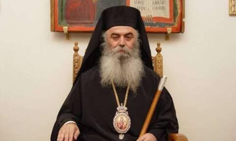 Εκοιμήθη ο Μητροπολίτης Καστοριάς – Νοσηλευόταν με κορονοϊό στη Θεσσαλονίκη