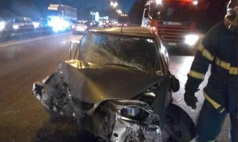 Θεσσαλονίκη: Θλίψη για την παρουσιάστρια που έχασε τη ζωή της σε τροχαίο δυστύχημα