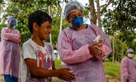 Ανασκόπηση 2020: Η χρονιά που φεύγει μέσα από 13 συγκλονιστικές εικόνες των «Γιατρών Χωρίς Σύνορα»