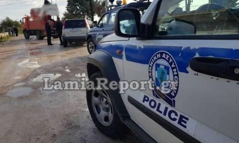 Λαμία: Έφοδος σε καταυλισμούς Ρομά για κλοπές ΑΤΜ (pic)