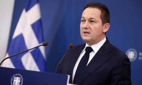 Στέλιος Πέτσας: Ενοχλείται ο κ. Τσίπρας γιατί επενδύει στην καταστροφή
