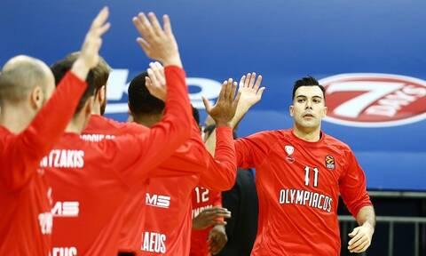 Euroleague - Ολυμπιακός: Η ώρα και το κανάλι με Χίμκι