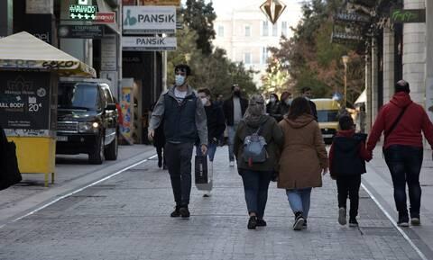 Κρούσματα σήμερα: Πισωγύρισμα για... την Αττική - Στο «κόκκινο» και η Θεσσαλονίκη
