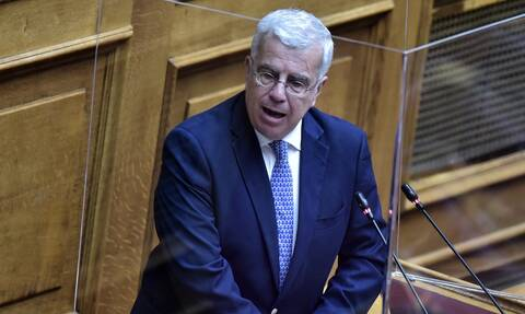 Στο νοσοκομείο με πνευμονία ο βουλευτής της ΝΔ Στράτος Σιμόπουλος - Είχε διαγνωστεί με κορονοϊό