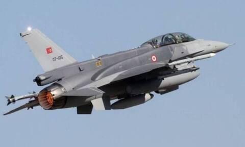 Νέα «εισβολή» τουρκικών μαχητικών στο Αιγαίο – Στο… κυνήγι τους πήραν οι Έλληνες πιλότοι