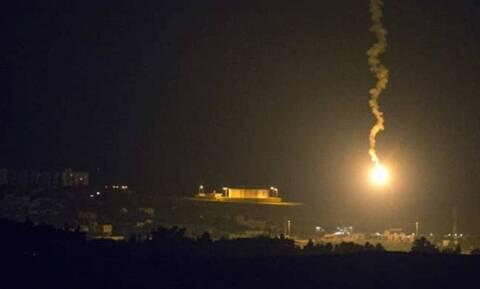 Συρία: Νέα ισραηλινή επίθεση με πυραύλους στη Δαμασκό