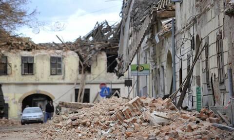 Σεισμός – Κροατία: «Μαύρη μέρα» - Μέτρουν τις πληγές τους οι κάτοικοι - Αγωνία στα συντρίμμια