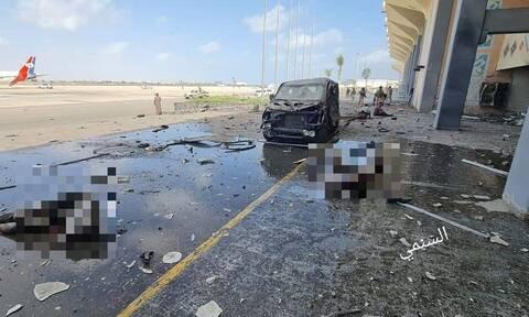 Μακελειό στην Υεμένη: Βίντεο από τη στιγμή της φονικής έκρηξης - Σκληρές εικόνες