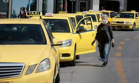Κορονοϊός - Θεσσαλονίκη: Aλλαγές για το διήμερο της Πρωτοχρονιάς στα ταξί