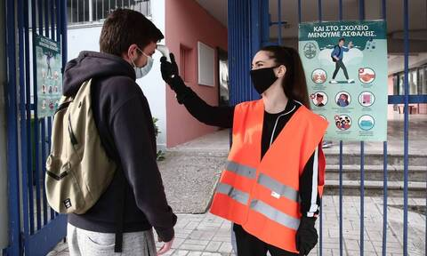 Κορονοϊός - Εξαδάχτυλος: Όχι άμεσο άνοιγμα των σχολείων - Σταδιακά η επιστροφή στα θρανία