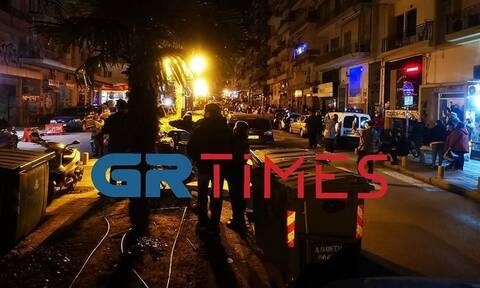 Lockdown: Διαμπαλκονική συναυλία οργάνωσαν στη Θεσσαλονίκη - Τη διέλυσε η Αστυνομία