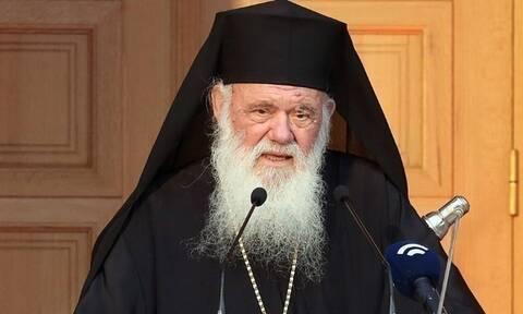 Το μήνυμα του Αρχιεπισκόπου Αθηνών και Πάσης Ελλάδος για την Πρωτοχρονιά (vid)